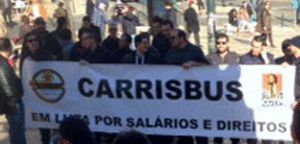 CarrisBus Manifestacao14